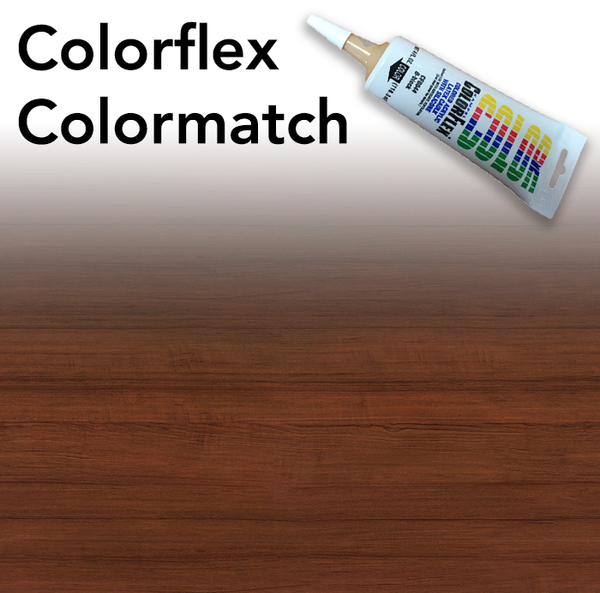 Colorflex Natural Teak Laminate Caulking