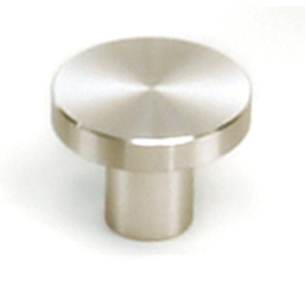 Small Flat Top Knob, Melrose Collection - Laurey