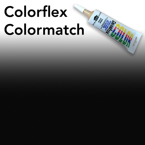 Colorflex Black Laminate Caulking