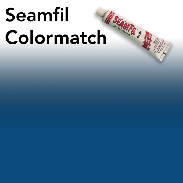 Seamfil Marine Blue Laminate Repair