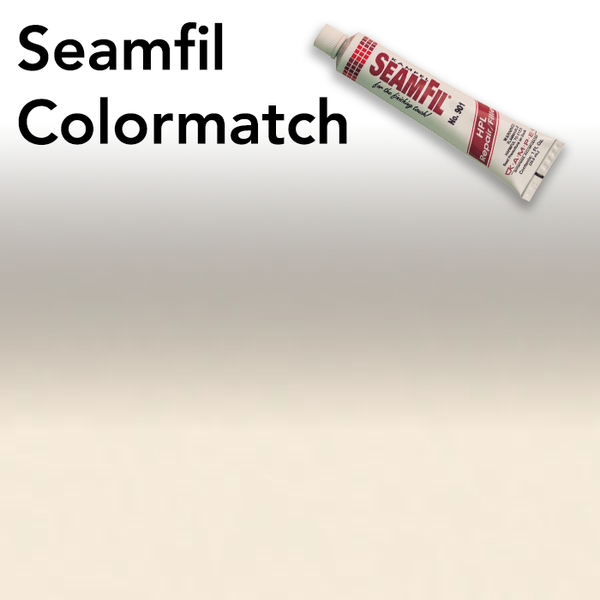 Seamfil Almond Laminate Repair