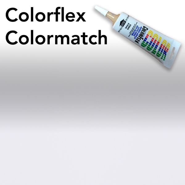 Colorflex White Laminate Caulking