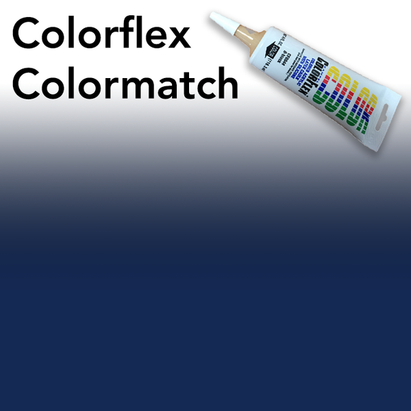 Colorflex Navy Blue Laminate Caulking