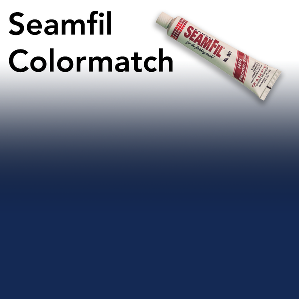 Seamfil Navy Blue Laminate Repair