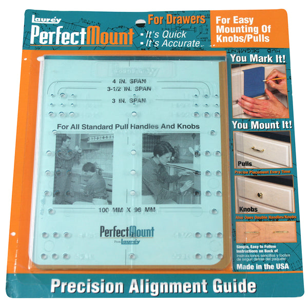 PerfectMount Jig for Drawers - Laurey