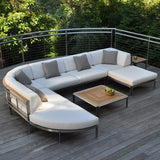 Tivoli Sectional Armless Chair
