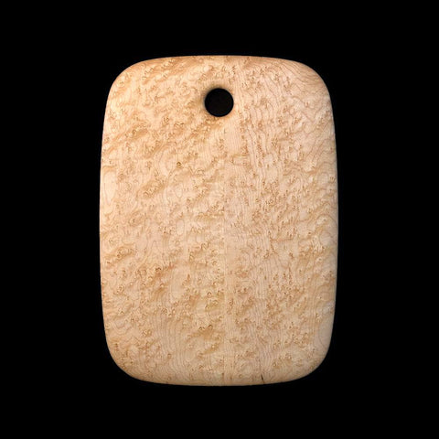 #1 Bird's Eye Maple Cutting Board 8.5 X 13""