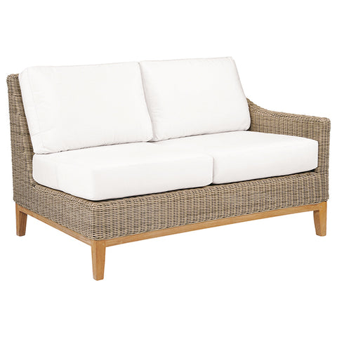 Frances Sectional Right Arm Facing Settee