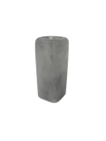 Resin Soft Gray Marble Toothbrush Holder