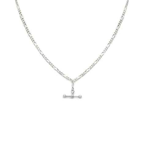 Albert - Sterling Silver Necklace