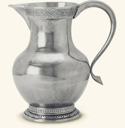 Engraved Pitcher