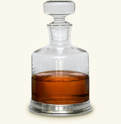 Spirits Decanter With Top