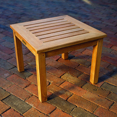 Classic Square Side Table