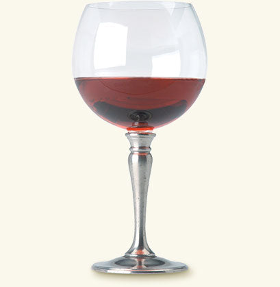 Classic Crystal Balloon Wine Glass