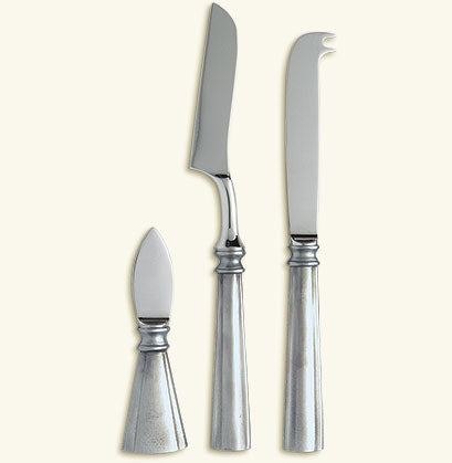 Lucia Cheese Knife Set of 3