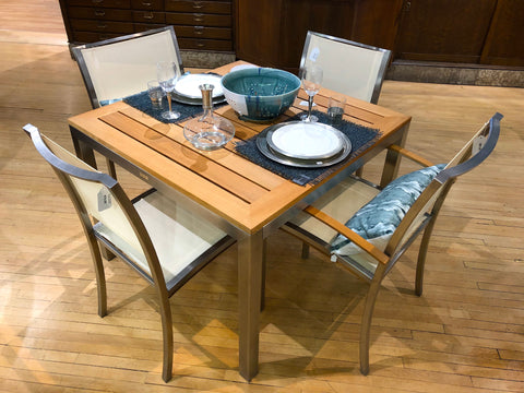 Tiburon Dining Table and Chairs