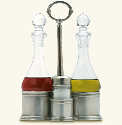Oil & Vinegar, Salt & Pepper Caddy