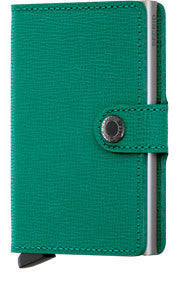 Crisple Emerald Mini Wallet