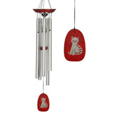 Woodstock Pet Memorial Chime - Cat