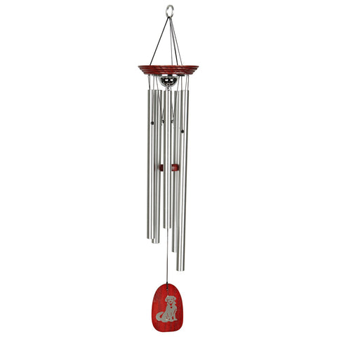 Woodstock Pet Memorial Chime - Dog