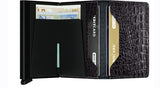 Nile Black Slim Wallet