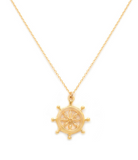 Sailor - Gold Plate & Gold Fill Chain Necklace