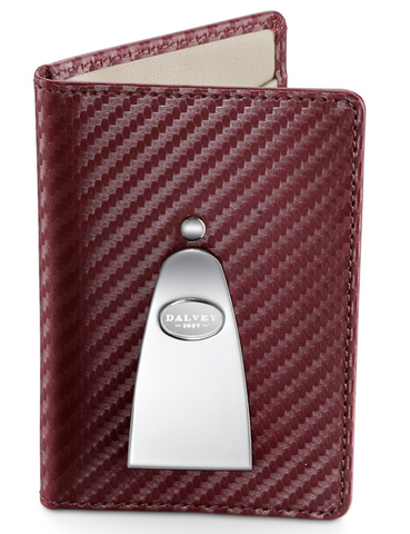 Continental Wallet Burgundy