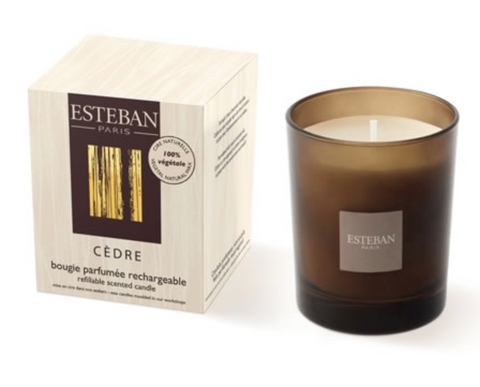 Cedre Scented Candle