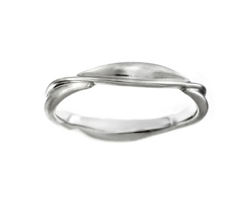 Sterling Silver Petite Guinevere Ring