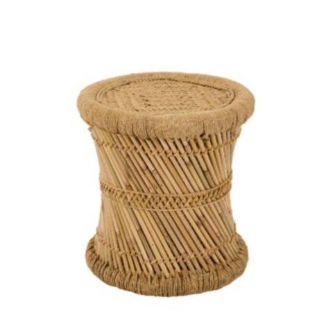 Indian Swirl Stool