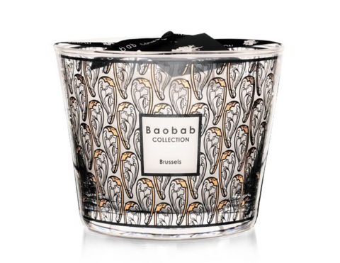 Brussels Art Nouveau Max 10 Scented Candle
