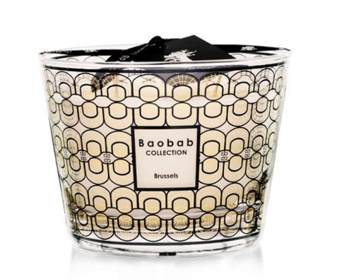 Brussels Art Deco Max 10 Scented Candle