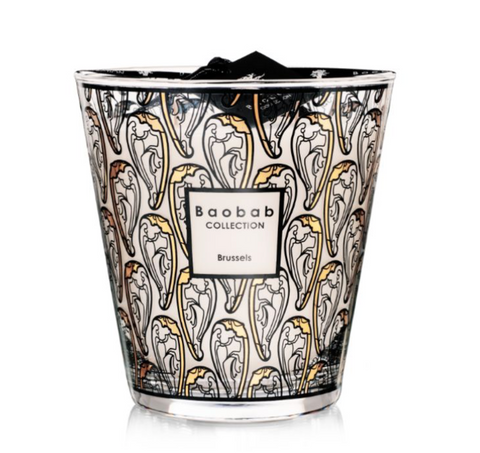 Brussels Art Nouveau Max 16 Scented Candle