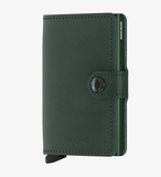 Original Green Mini Wallet