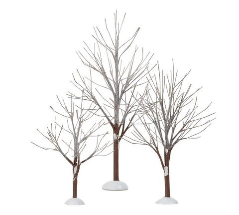 First Frost Trees