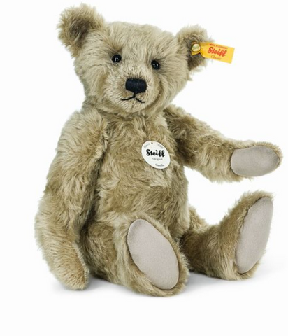 Camillo Teddy Bear, Sand