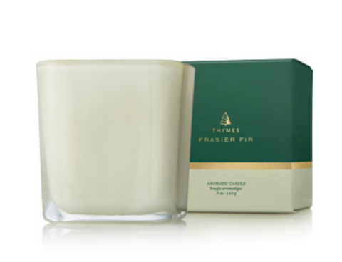 Frasier Fir Grand Noble Small Candle, Sage