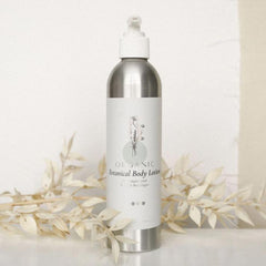 Organic Botanical Body Lotion