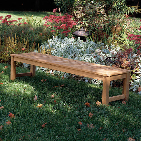 Waverley Backless Bench 4'