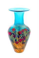 California Poppy Medium Classic Vase