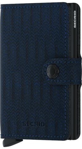 Dash Navy Mini Wallet
