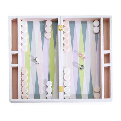 Milano Backgammon Set