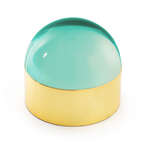 Globo Box Medium - Green