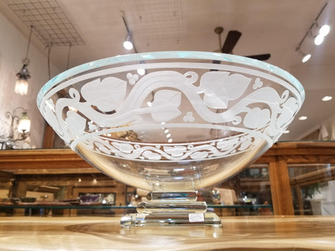 Nouvelle Bowl In Ice 16""