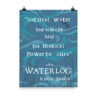 Roger Deakin Waterlog Swimming Quote