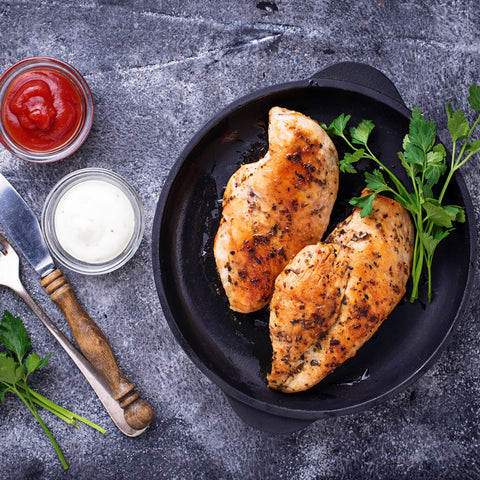 Irish Free Range Chicken Breast Fillets