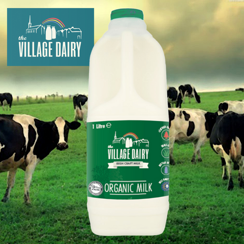 Farm Fresh Organic Milk