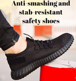 Lightweight Indestructible Safety Shoe