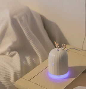 Ultrasonic Cool Mist Humidifier/Essential Oil Diffuser