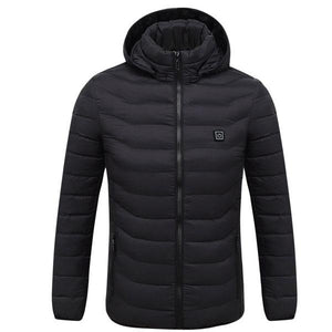 Heated Parka Jacket